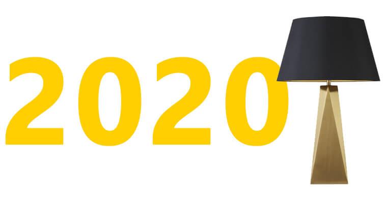 Fresh lighting ideas for 2020