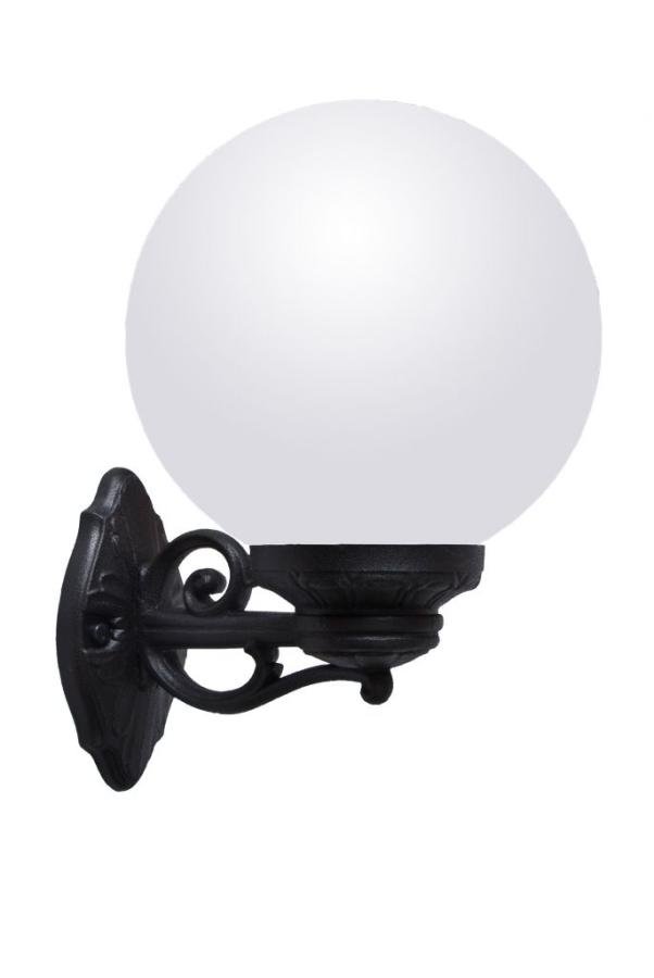 Fumagalli Bisso Globe Outdoor Wall Light Fitting